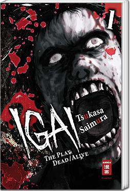 Igai: The Play Dead/Alive, Band 01