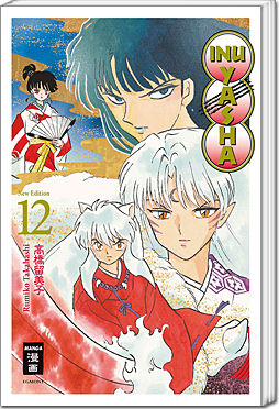 Inu Yasha New Edition (2in1), Band 12