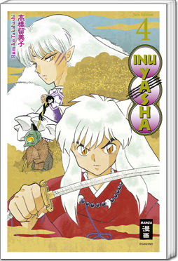 Inu Yasha New Edition (2in1), Band 04