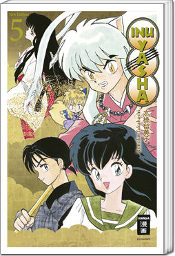 Inu Yasha New Edition (2in1), Band 05