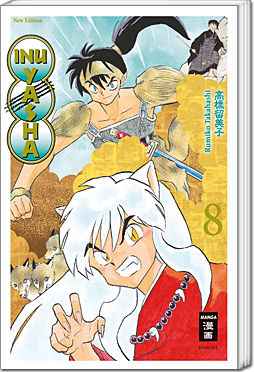 Inu Yasha New Edition (2in1), Band 08