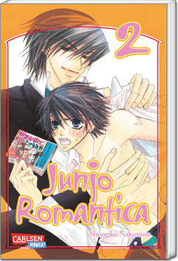 Junjo Romantica, Band 02