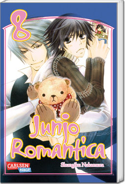 Junjo Romantica, Band 08