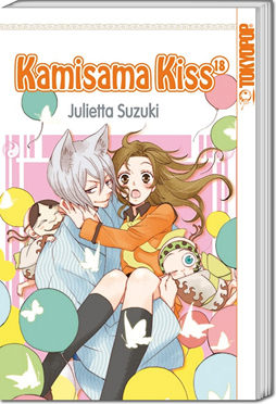 Kamisama Kiss, Band 18