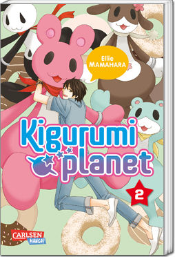 Kigurumi Planet, Band 2