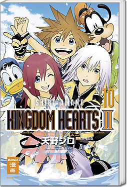 Kingdom Hearts II, Band 10
