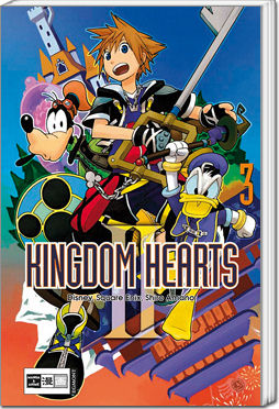Kingdom Hearts II, Band 03