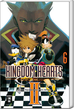 Kingdom Hearts II, Band 06