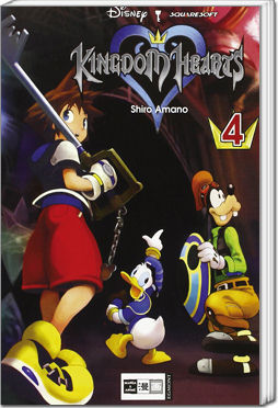 Kingdom Hearts, Band 04