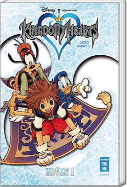 Kingdom Hearts - White Edition (2in1), Band 01