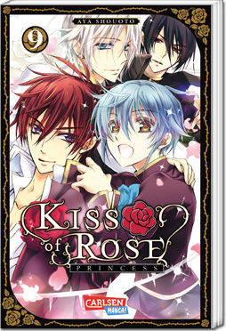 Kiss of Rose Princess, Band 9