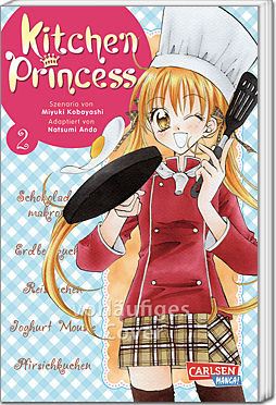 Kitchen Princess, Band 02