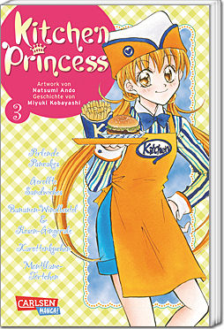 Kitchen Princess, Band 03