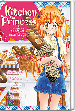 Kitchen Princess, Band 07
