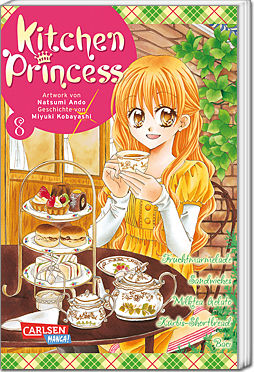 Kitchen Princess, Band 08