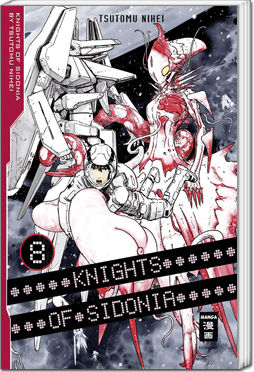 Knights of Sidonia, Band 08