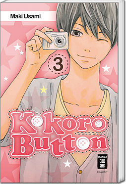 Kokoro Button, Band 03
