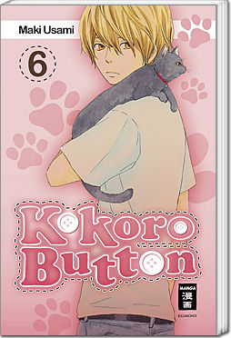 Kokoro Button, Band 06
