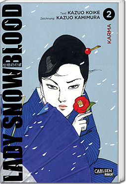 Lady Snowblood, Band 02