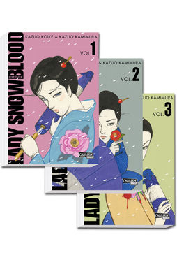 Lady Snowblood - Komplettbox (Band 01-03)