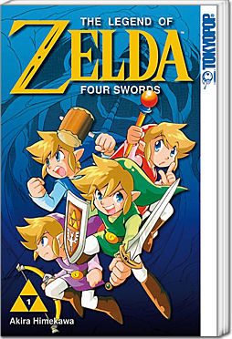 The Legend of Zelda: Four Swords, Band 1