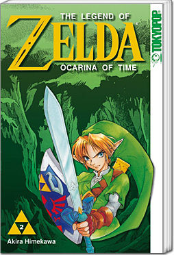 The Legend of Zelda: Ocarina of Time, Band 2