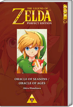 The Legend of Zelda - Perfect Edition, Band 02: Oracle of Seasons & Oracle of Ages
