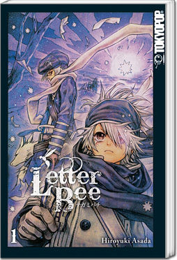 Letter Bee, Band 01