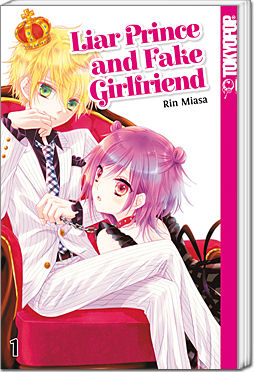 Liar Prince and Fake Girlfriend, Band 01