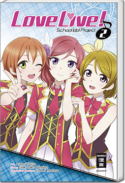 Love Live! School Idol Project, Band 02