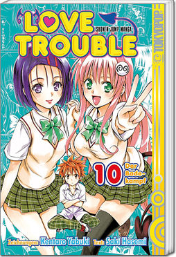 Love Trouble, Band 10