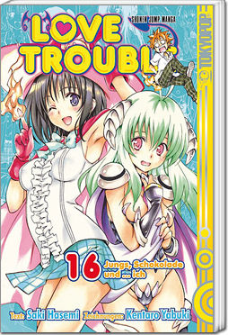 Love Trouble, Band 16