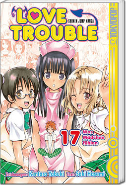 Love Trouble, Band 17