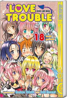 Love Trouble, Band 18