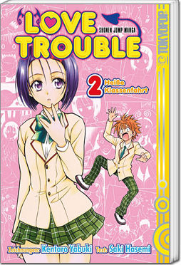 Love Trouble, Band 02