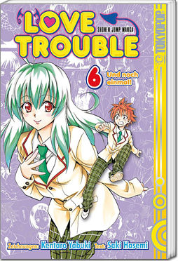 Love Trouble, Band 06