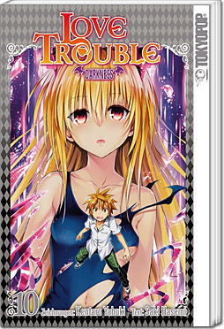 Love Trouble Darkness, Band 10