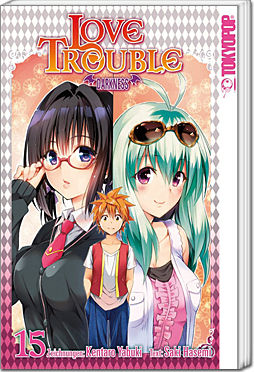 Love Trouble Darkness, Band 15