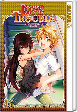Love Trouble Darkness, Band 16