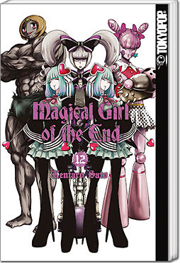 Magical Girl of the End, Band 12