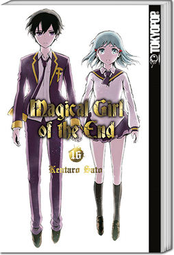 Magical Girl of the End, Band 16