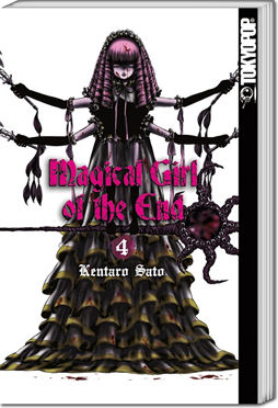 Magical Girl of the End, Band 04
