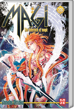 Magi: The Labyrinth of Magic, Band 28