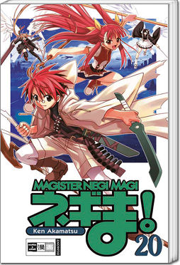 Magister Negi Magi, Band 20