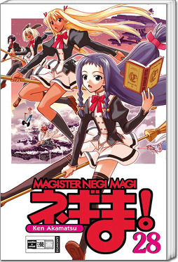 Magister Negi Magi, Band 28
