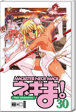 Magister Negi Magi, Band 30