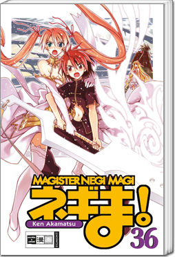 Magister Negi Magi, Band 36