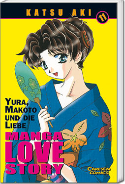 Manga Love Story, Band 11