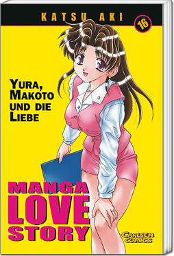 Manga Love Story, Band 16