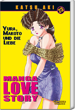 Manga Love Story, Band 23